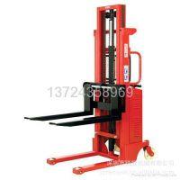 供应鸿福HF-A1.5T/2M电动堆高车/半电动堆高机