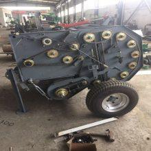 安徽行走式秸秆打捆机价格 青贮饲料打捆机专业制造