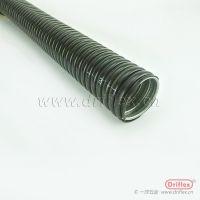 四川成都一洋五金生产波浪型金属软管防水包塑软管 浪包管不锈钢带包塑型软管