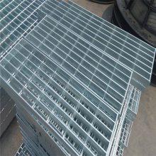 旺来重型格栅板 水沟盖板 热镀锌钢格网
