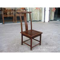麒麟红木 厂家直销 靠背椅 鸡翅木椅子 红木椅子 红木家具