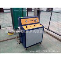 钛管钢管水压试验台 高精度小型水压试验机