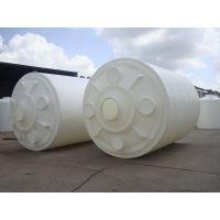 立式纯原料30立方塑料桶3吨塑料罐30T化工聚乙烯储罐山东甲醇塑料桶