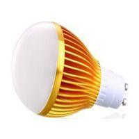 海富照明大量批发220VLED铝壳球泡灯3W 9W 12W工程专用款球泡 高亮度装修灯