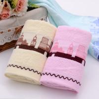 深圳批发纯棉加厚礼品面巾毛巾两件套 款式多样
