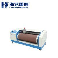 海达HD-P307 DIN磨耗试验机夹具荷重:2.5N