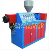 pvc型材挤出生产线 pvc型材挤出生产线生产机器 塑料异型材挤出设备