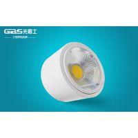 天花灯 LED筒灯生产厂家 射灯灯和筒灯的区别光柏士