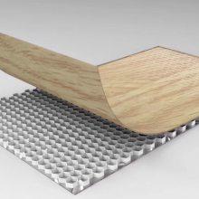 铝蜂窝板隔断规格(欧百得)装饰铝合金蜂窝板_外墙干挂大理石蜂窝铝板_25mm石材+l铝蜂窝板