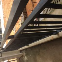 深圳阳台护栏厂家:供应锌钢扶手,弯头 链接件 转角 直通