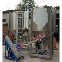PVC塑料搅拌机,PET破碎料干燥混合机,ABS树脂搅拌机厂子