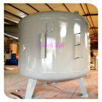 厂家专业生产优质A3碳钢罐 Q235碳钢机械过滤罐 可非标订做 质量保证