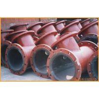 碳钢弯头衬胶管件,大口径无缝钢管直径630衬胶钢管,厂家供应报价,博光衬胶钢管厂