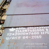 莱芜65MN钢板能不能分条成弹簧带钢