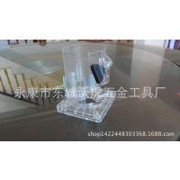 电动工具木工修边机开槽机小螺机底座 透明罩 木工修边机专用配件