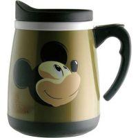 迪斯尼正品仰望米奇胖胖杯 随手杯Disney/迪士尼有盖有手柄卡通40
