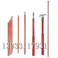 35kv拉闸杆绝缘操作杆/令克棒生产厂家/高压拉闸杆规格价格