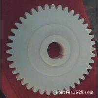 精密尼龙齿轮加工   尼龙齿轮加工厂家 机电设备之用齿轮