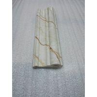 山西仿大理石PVC线条仿大理石电梯门套线的厂家