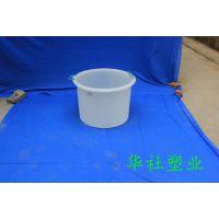 贵阳100L食品级塑料圆桶 可作腌制发酵 水产运输 鱼苗蟹苗存放 厂家直销 PE原料制作