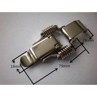 泯东金属制品箱包不锈钢锁扣搭扣机柜搭扣(可定制)