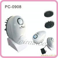 深圳工厂生产 头部身体穴位按摩器 防水洗头工具 工厂贴牌 oem