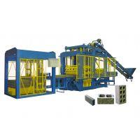 一机多用空心砖机 液压制砖机 恒兴8型水泥砖机 砌块成型机德国技术