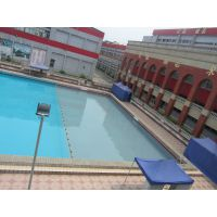 黑龙江游泳池恒温水净化设备 新型水处理泳池设备认准瀚宇品牌