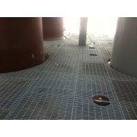 海南核电平台钢格板_电厂平台钢格栅板供应【精造】