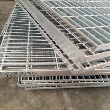 库存供应石家庄钢格板 热镀锌钢格板 钢格板沟盖
