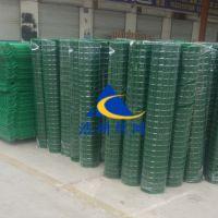 浩洲直销山区养殖隔离网/散养鸡圈地绿化围栏网/绿色包塑优质荷兰网