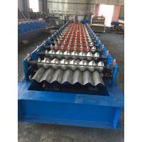 780型大圆弧压瓦机厂家 兴益牌彩钢加工机械设备