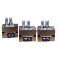 SSPQ-P,SSPQ-M,ZV-B系列,双线分配器,40MPa