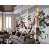 万人迷冰晶画在全国家居装饰行业中的发展与解析