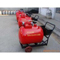 盛鑫消防厂家直销PY系列移动式泡沫灭火系统(轻便式)也称半固定式,简单方便,推车式