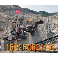 小型50t/h石料生产线 采石场石料生产线 反击破石料生产线