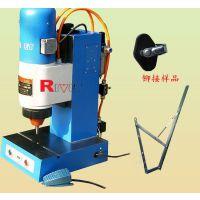 デスクトップ空気圧リベット締め機,瑞威特铆钉机