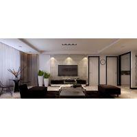 现代简约风格-【天海誉天下】-完美清新现代两居室-石家庄实创装饰