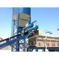 定制沽源稳定土拌合站系统设备 WBZ500型