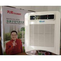 厂家直销会销家用空气净化器 舞台销售多功能负离子空气净化器