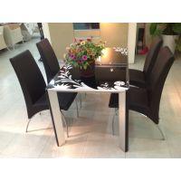 铝合金餐桌椅_住宅家具***优价格-杰珂科技