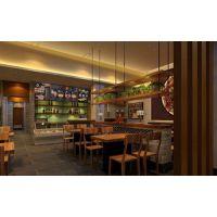 重庆渝中区餐厅装潢设计-解放碑餐饮店装修设计-专业餐饮连锁装修品牌-重庆爱港装饰