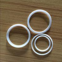 厂家供应四氟垫片 铁氟龙O型圈 非标定制PTFE垫圈