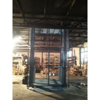 麻涌镇高埗镇3吨导轨链条式液压升降机定做 东莞液压升降台厂家供应