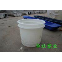 望谟600L室内鱼菜共生塑料养鱼桶 厂家直销 PE原料