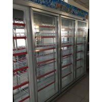 安德利前后开门饮料冷藏展示柜 高效节能