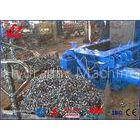 Y83-100 Hydraulic Scrap Metal Baler for metal shavings Bale 1000KG/h