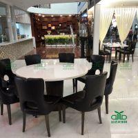 深圳家具厂 不锈钢餐桌椅 大理石餐桌椅 石材餐台餐椅 可定做