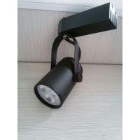 厂家供应LED3W贴片轨道灯 服装店 超市 商场 展厅使用轨道射灯