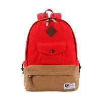 厂家直销韩版时尚书包中学生双肩背包皮女包学院风波点旅行包特价